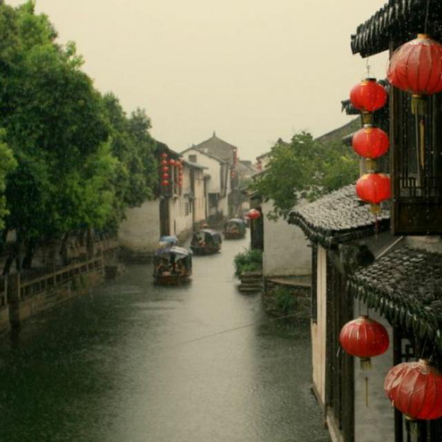 微信江南風景圖片大全