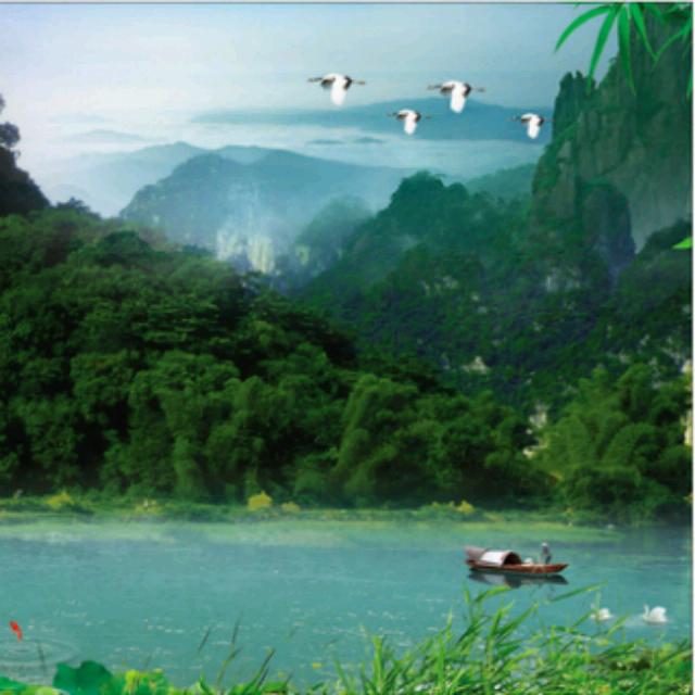 壁纸 风景 山水 摄影 桌面 640_640