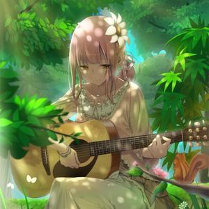 【吉他原声】轻轻地弹轻轻地扣